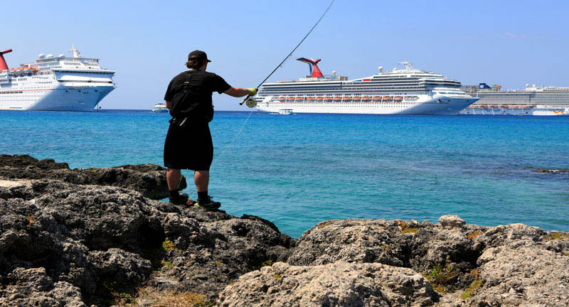 7 culinary sensations in the cayman islands global gumshoe for Grand cayman fishing