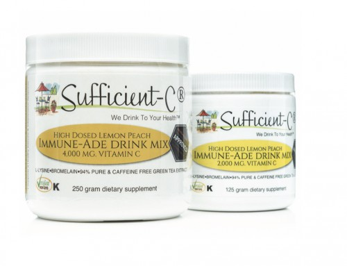 Product Review- Sufficent-C®