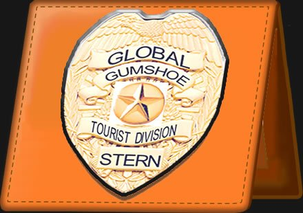 global gumshoe wallet