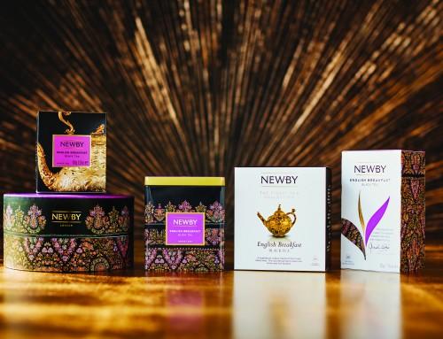 Review- Newby Tea London