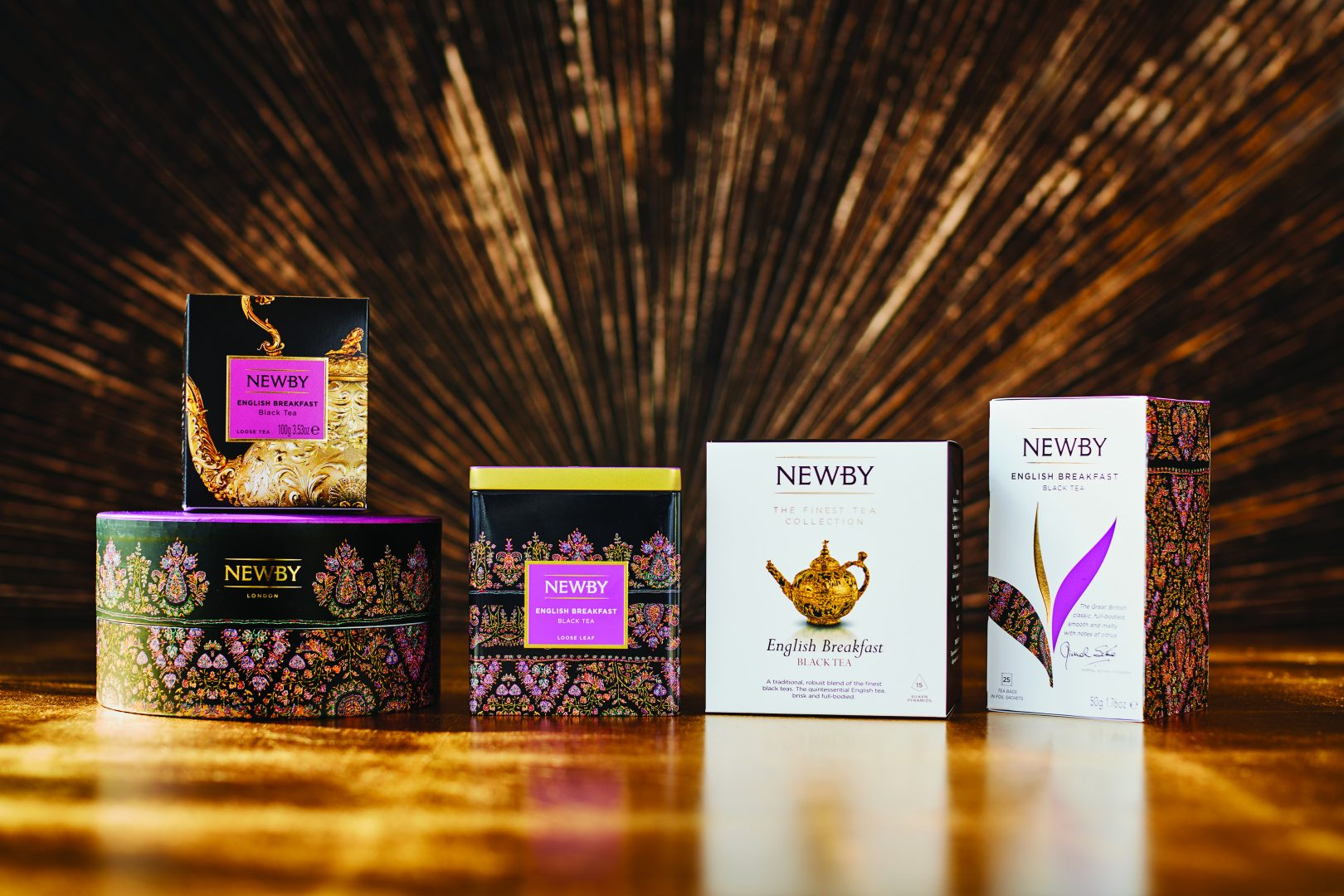 Review- Newby Tea London